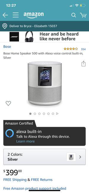 Bose 500 speaker for Sale in Elizabeth, PA