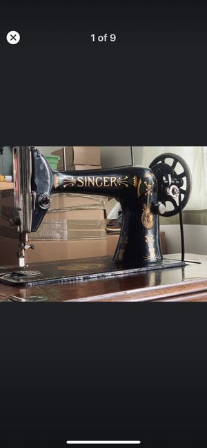 Antique rare find singer from Germany. Circa 1908. for Sale in Springfield, VA