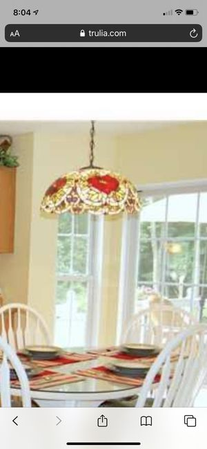 Tiffany Style gaming light fixture for Sale in Raleigh, NC