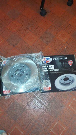 Premium Front brake rotors for Honda Acura cars for Sale in Hanover Park, IL