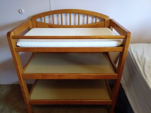 Baby changing table for Sale in Sherrills Ford, NC