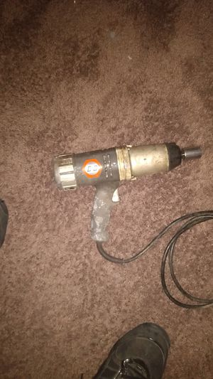 Black n decker impact drill for Sale in Columbus, OH