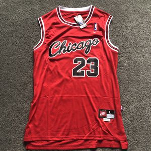 NEW! Michael Jordan #23 Chicago Bulls Retro Nike Edition Jersey Size: Large (L) - Meet Now or Ships Out Dame Day As Payment! 🏀💨 for Sale in Beverly Hills, CA