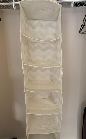 Shoe - closet organizer for Sale in Aloha, OR