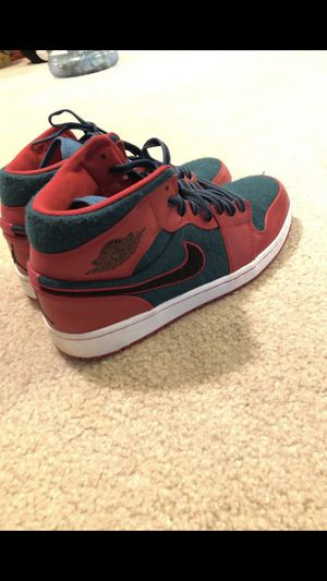 Air Jordan 1 size 10 worn 1x 60$ ((steal)) must go today!! for Sale in Portland, OR