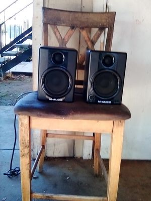 Maudio monitor soearkers for Sale in Fresno, CA