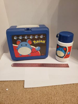 Pokemon lunch box for Sale in League City, TX