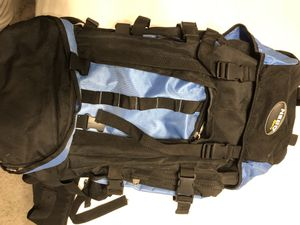 Nebo sports backpack good for day hiking or multi day trips for Sale in Fresno, CA