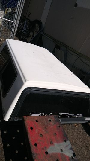 Camper Shell (Big Bed) for Sale in Brighton, CO