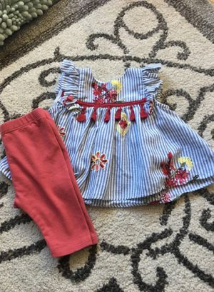 Pippa and Julie Baby Girls outfit 0-3 months for Sale in Chula Vista, CA