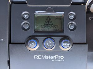 Respironics REMstarPro M Series CPAP Machine (w/heated humidifier) for Sale in Baldwin Park, CA