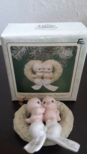 """Precious Moments """"Our first Christmas Together"""" ornament for Sale in Tampa, FL"""