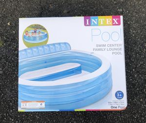 Intex Family Lounge Swimming Pool for Sale in Alexandria, VA