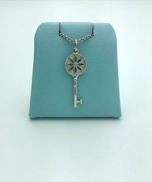 Tiffany & Co Flower Key Charm for Sale in Upland, CA
