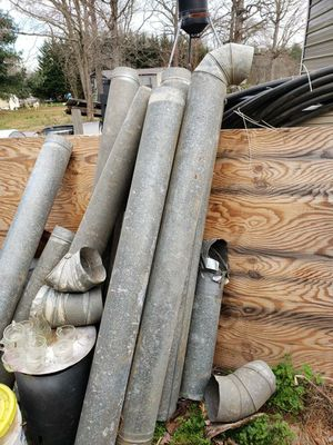Wood stove pipe for Sale in East Bend, NC