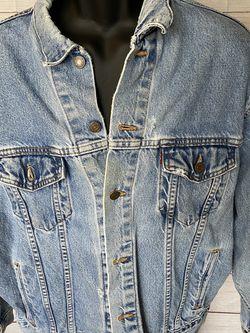 Men's Jean Jacket for Sale in Harrisburg,  NC