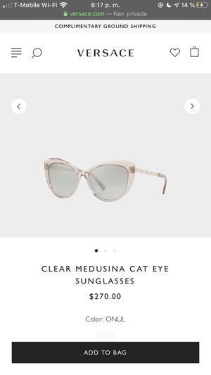 Versace Women Sunglasses for Sale in San Bernardino, CA