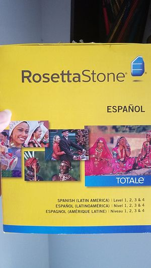 Rosetta Stone- Spanish for Sale in South San Francisco, CA
