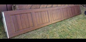 """""""Wood- barn """" look, Insulated premium Garage door for Sale in Mesa, AZ"""