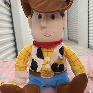 Disney Toy Story Plush Woody for Sale in Princeton, TX