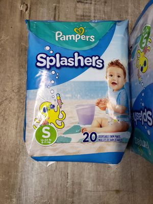 Swim Diapers Pampers Size Small Lot for Sale in Newark, CA
