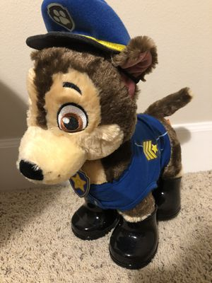 Paw Patrol Build a Bear for Sale in Snohomish, WA