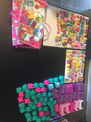 Big Collection of Shopkins for Sale in Freeport, PA