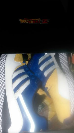 Dragonball Z Vegeta Ultra Tech Official Adidas for Sale in North Las Vegas, NV