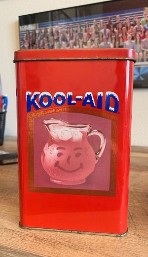 Vintage Kool-Aid Container for Sale in Chico, CA