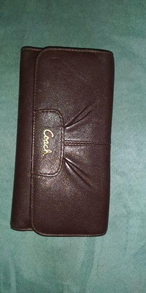 Coach wallet for Sale in Riverview, FL