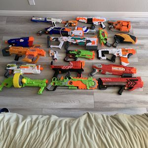 Nerf Guns (not Free) for Sale in San Diego, CA