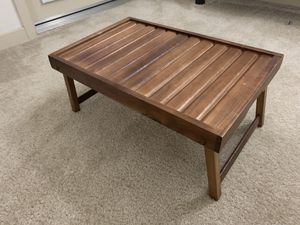 Breakfast in bed tray table for Sale in Newark, CA