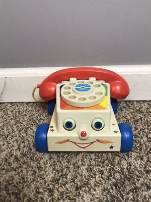 2009 Fisher-Price Classic Chatter Phone for Sale in French Creek, WV