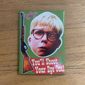 Fridge Magnet from A Christmas Story movie for Sale in Lake Worth, FL
