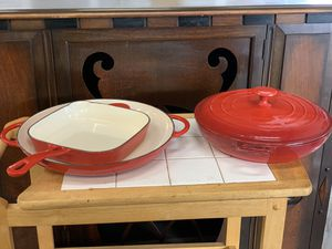 Cast Iron Pans for Sale in Gaithersburg, MD
