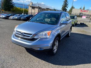 2011 Honda CRV EX L for Sale in Federal Way, WA