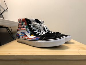 Vans Sk8-hi Reissue International Flags Size 13 for Sale in Rockville, MD