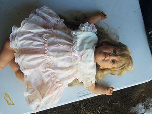 Secrist baby girl doll for Sale in Berkley, MA