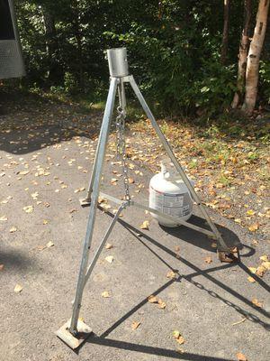 5th wheel trailor tripod for the tounge for Sale in Wasilla, AK