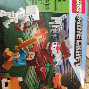 Brand New Lego Minecraft 74 Piece Set Unopened for Sale in Orlando, FL
