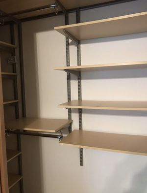 Shelving system. (from Container Store). for Sale in Portland, OR