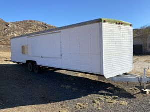 Enclosed trailer. for Sale in Winchester, CA