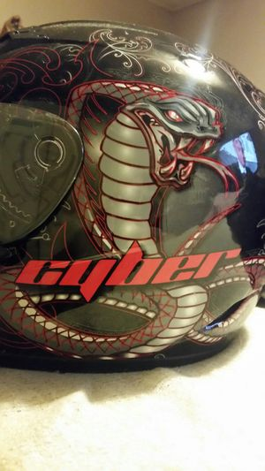 Motorcycle helmet for Sale in Jesup, GA