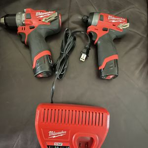 Milwaukee M12 Fuel Combo Kit for Sale in Fort Worth, TX