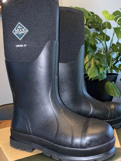 New Steel Toe Tall Work Boots for Sale in West Linn,  OR