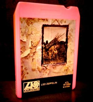 Led Zeppelin 8-track tape for Sale in Chicago, IL