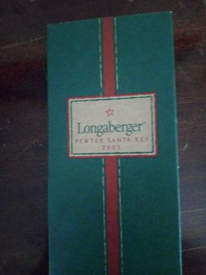 Longaberger key for Sale in Medina, OH