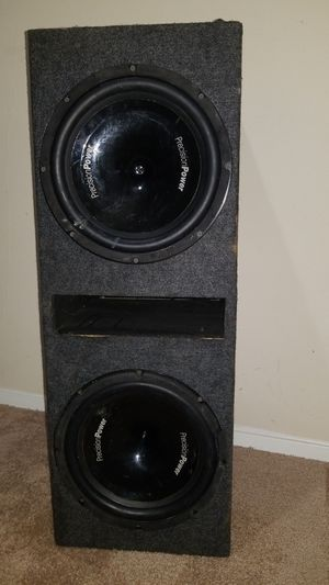 Precision power speaker 12 for Sale in Durham, NC