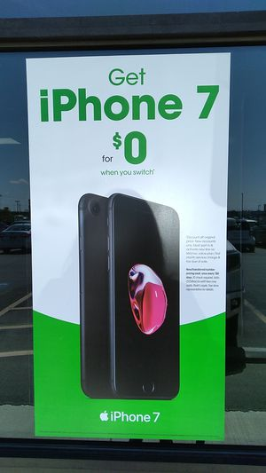 iPhone 7 for Sale in San Angelo, TX