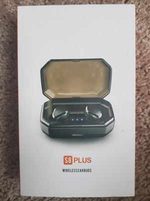 Wireless bluetooth Earbuds touch for Sale in Kissimmee, FL